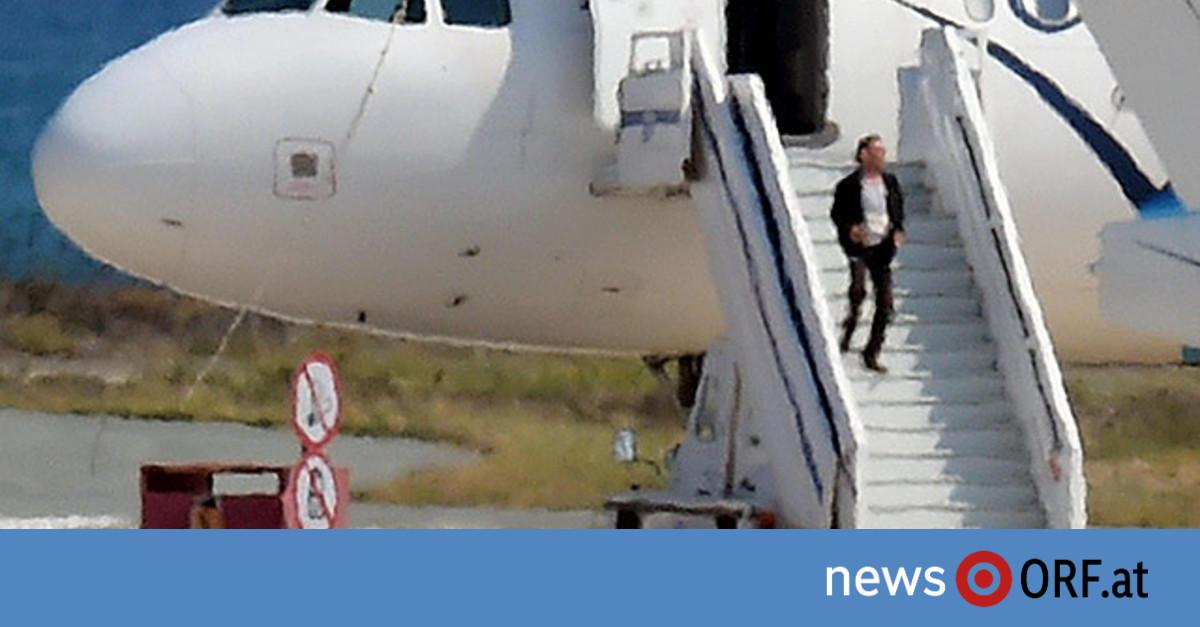 Brief Nach Zypern Dauer : Wirre motive für flugzeugentführung news orf at