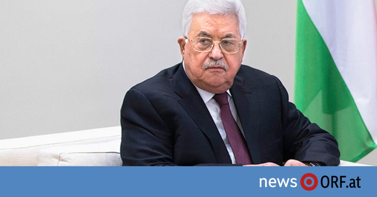 Abbas sagt Treffen mit Trumps Vize ab