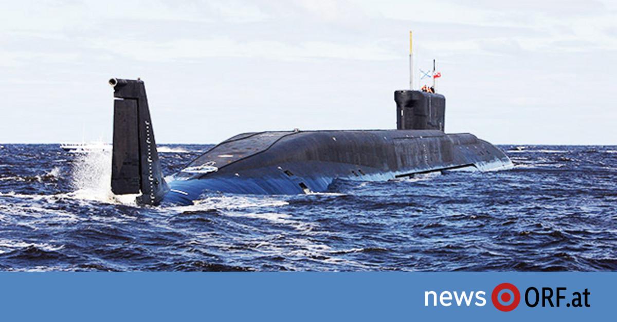 Russische U-Boote beunruhigen NATO