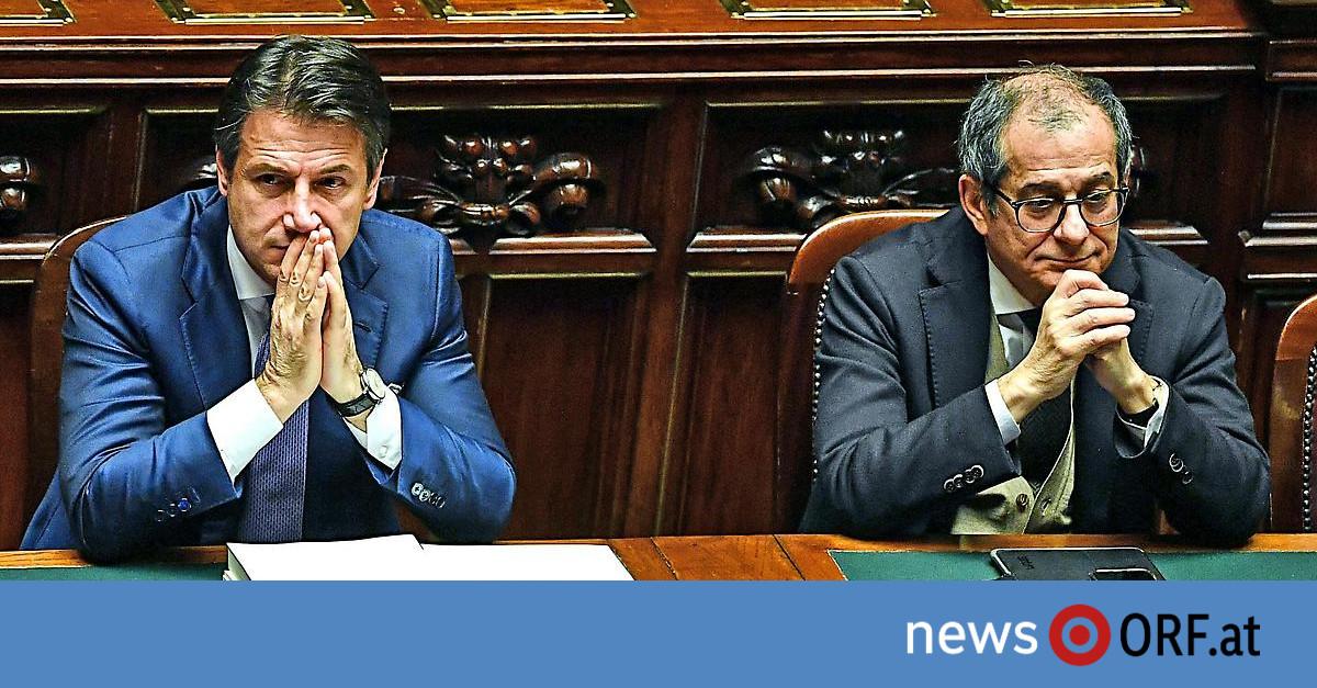 Nach monatelangem Gezerre: Grünes Licht für Italiens Budget