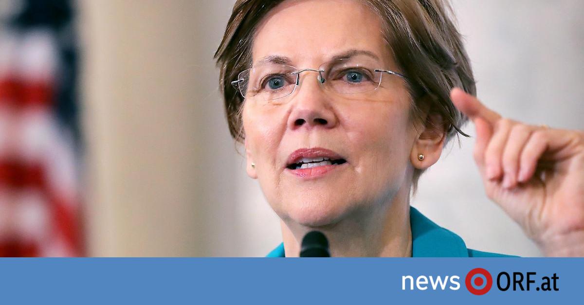 US-Präsidentschaftswahl 2020: Warren stellt Weichen für Kandidatur