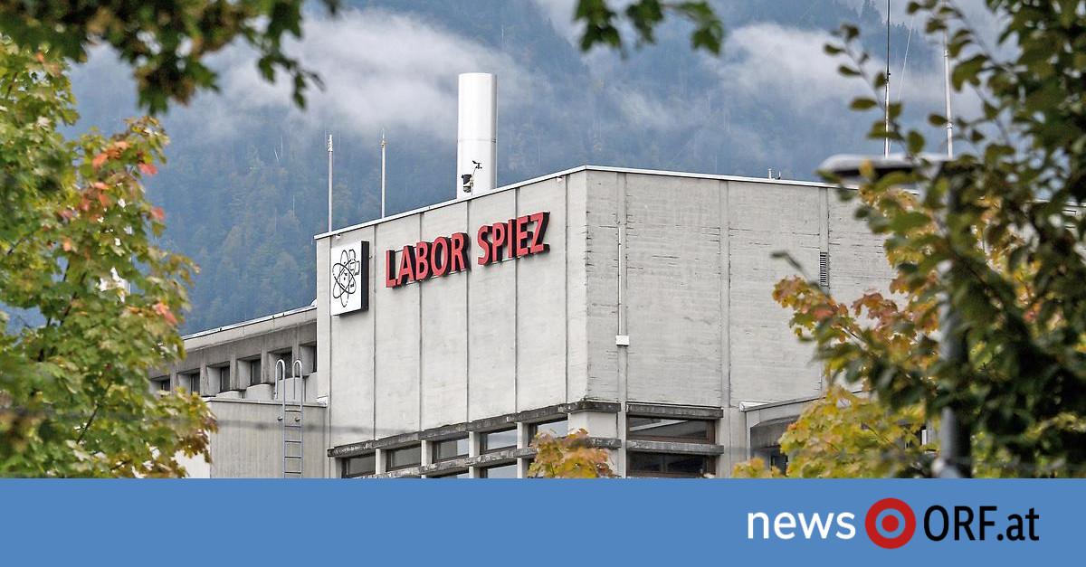 Schweiz: Giftstofflabor im Visier russischer Spione