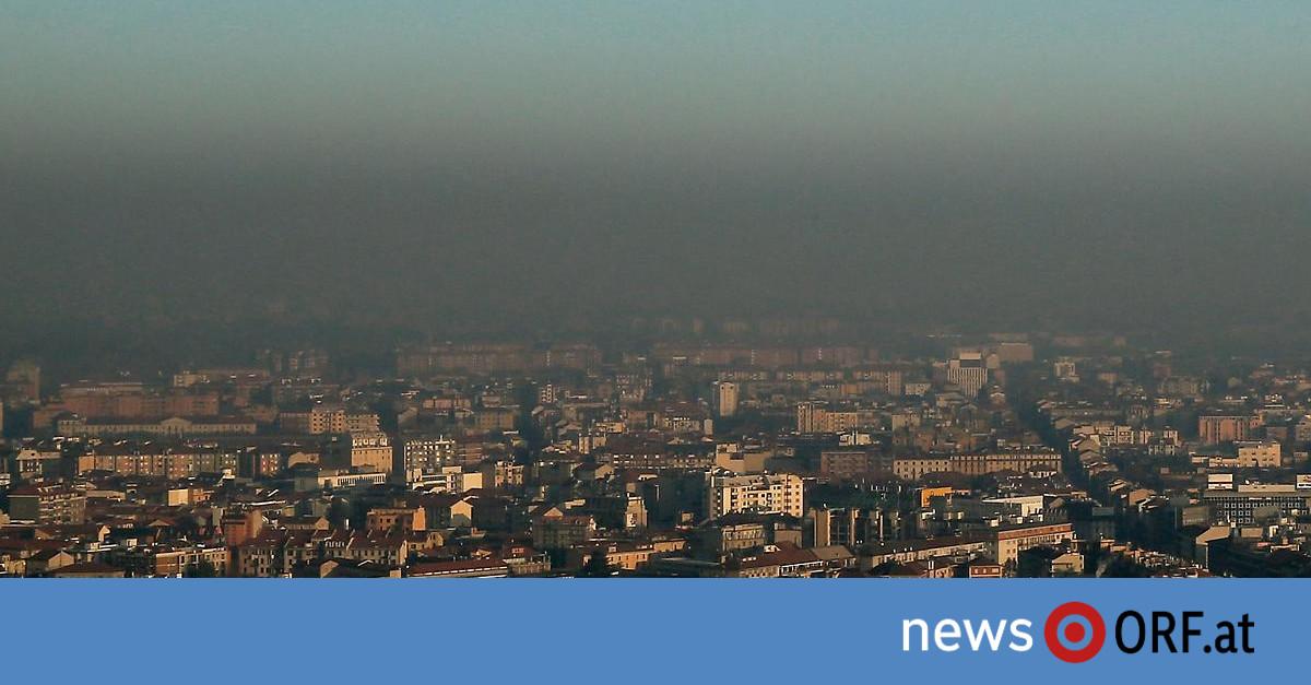 Luftverschmutzung: Großer Handlungbedarf in EU
