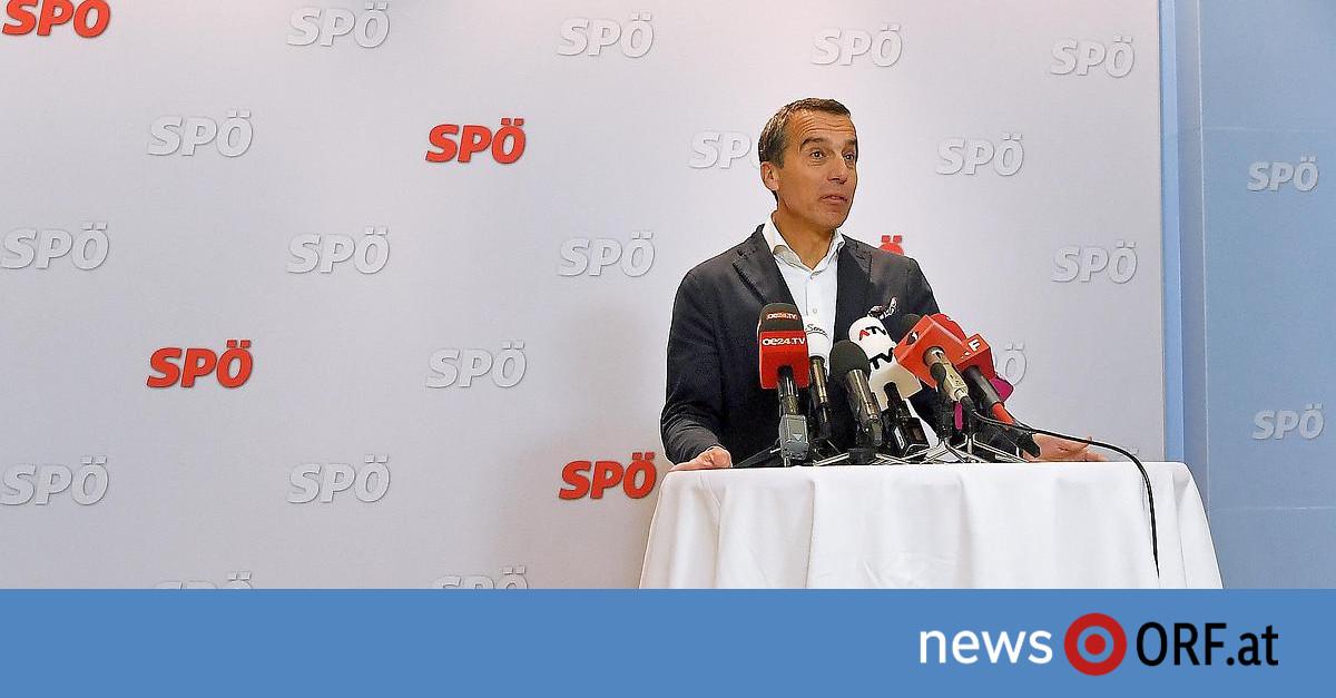 Kerns Brüssel-Plan: SPÖ will Nachfolge noch heuer fixieren