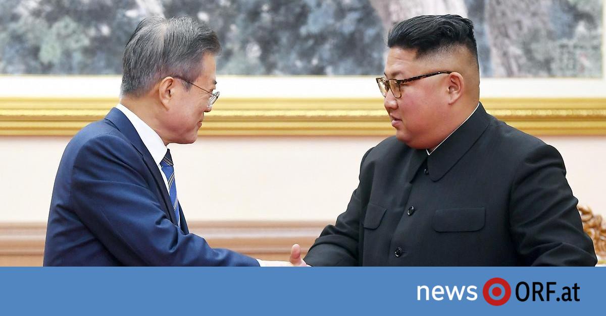 Korea-Gipfel: Kim will Atomanlage schließen