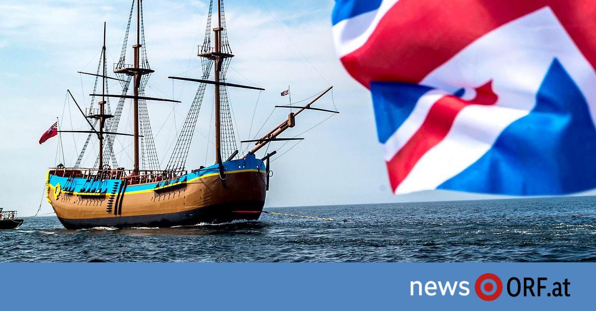 """Unterwasserarchäologen: Captain Cooks """"Endeavour"""" gefunden"""