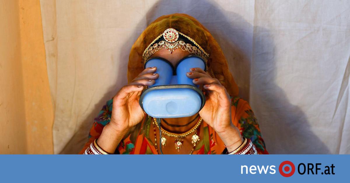Biometrieausweise: Indiens Form der digitalen Überwachung