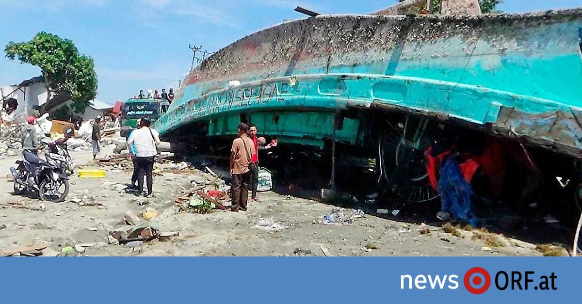 Indonesien: Bevölkerung nicht vor Tsunami gewarnt