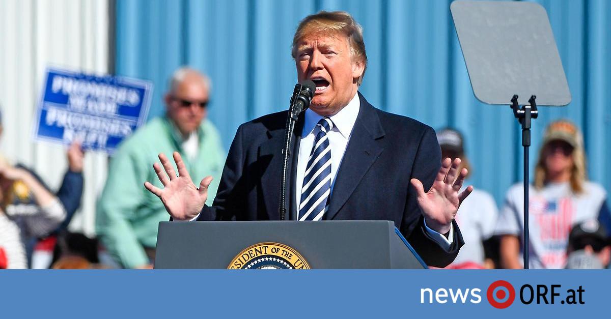 INF-Abkommen mit Russland: Trump will Abrüstungsvertrag kündigen