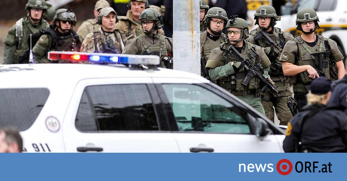 Tote in US-Synagoge: Schütze kündigte Tat im Internet an