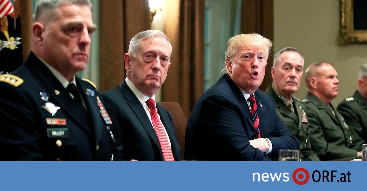 Fall Khashoggi: Erste US-Sanktionen gegen Verdächtige