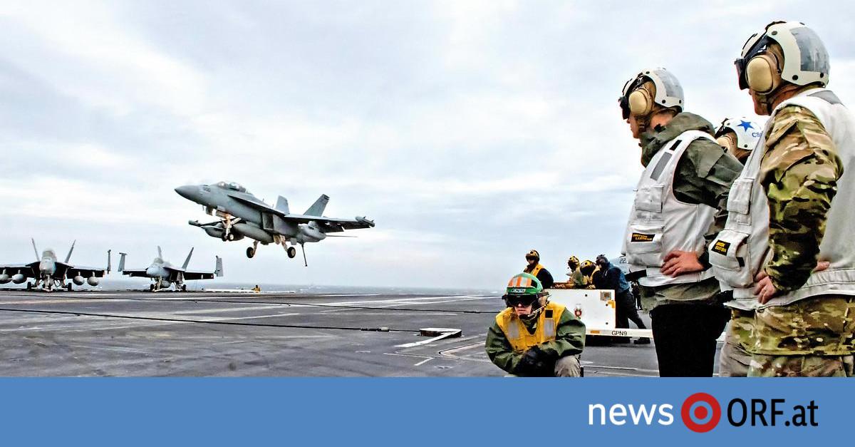 NATO-Großmanöver: Militärische Muskelspiele in Norwegen