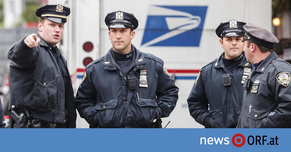 US-Paketbombenserie: Polizei nimmt Verdächtigen fest