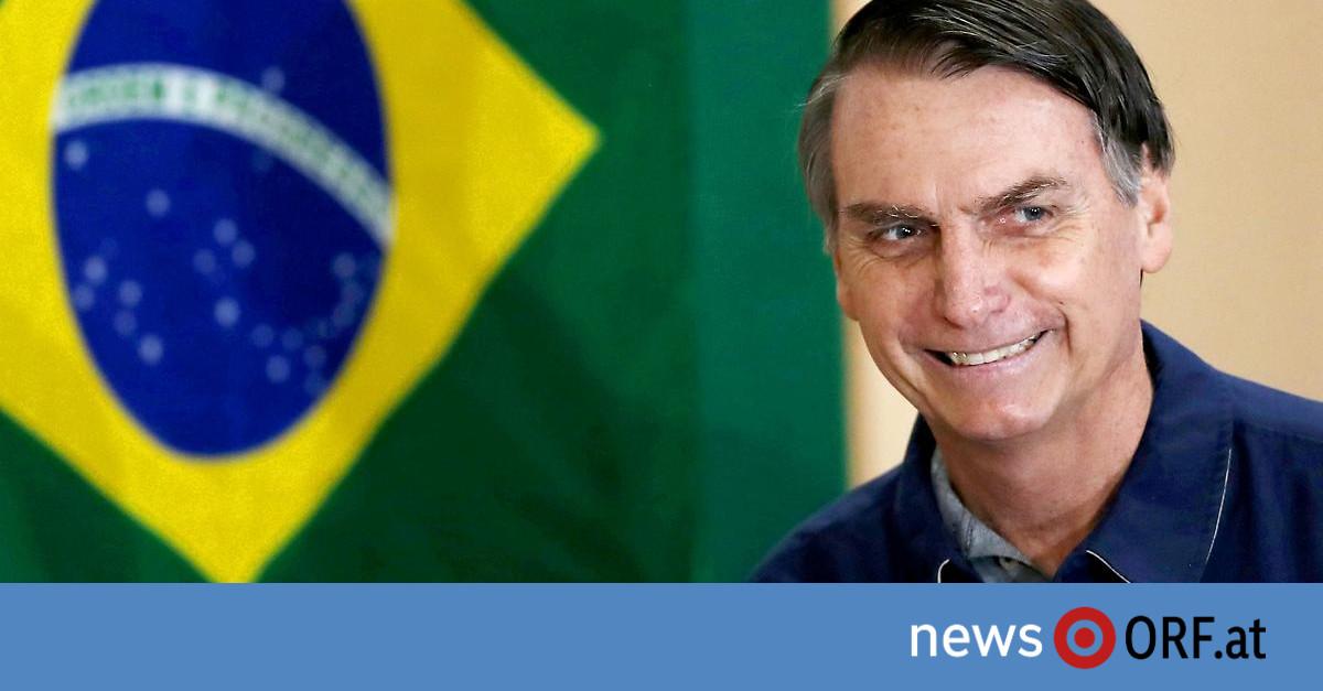 """Ultrarechter Wahlsieger: Bolsonaro will """"Schicksal Brasiliens ändern"""""""