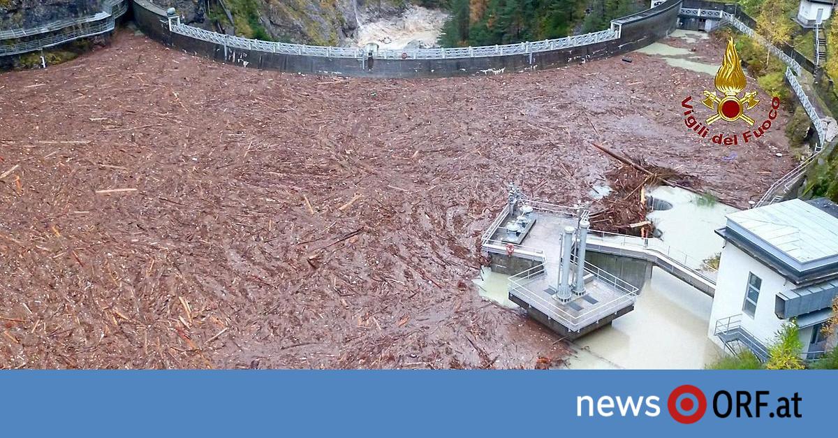 Blitztote, schwere Schäden: Unwetter halten Italien fest im Griff