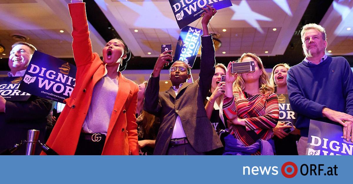 Knappes Rennen: US-Midterms bringen geteilten Kongress