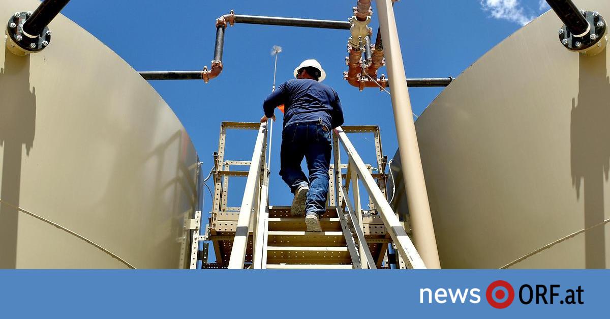 """""""Härteste"""" US-Sanktionen: Ölmarkt reagiert vorerst gelassen"""
