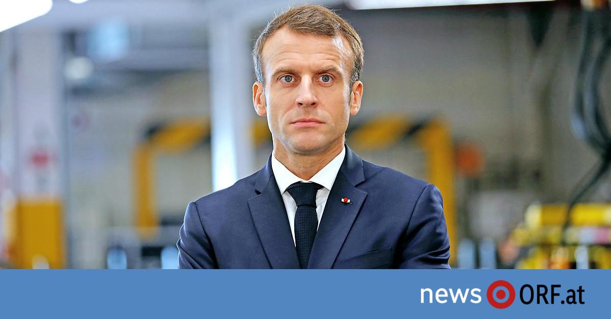 EU-Wahl: Macron dockt bei den Liberalen an