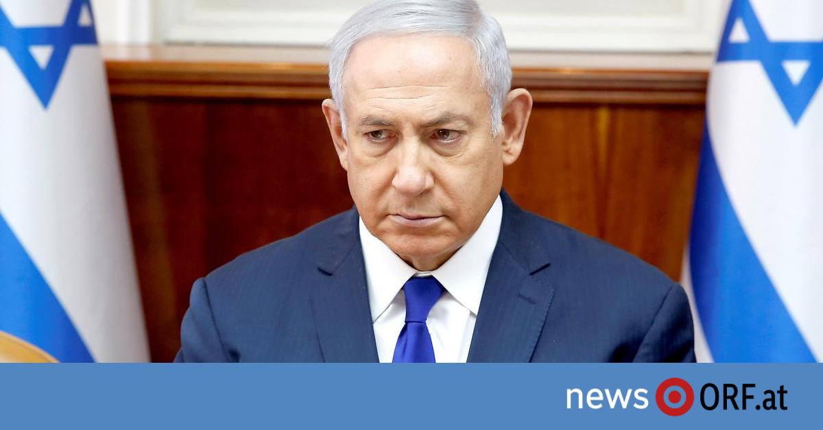 Netanjahu unter Druck: Israels Premier sagt Wien-Besuch ab