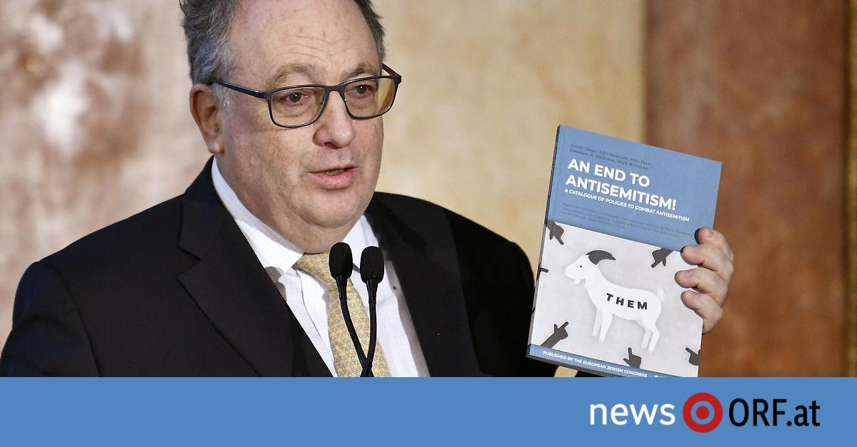 """Konferenz gegen Antisemitismus: Lage der Juden """"schlimmer und schlimmer"""""""