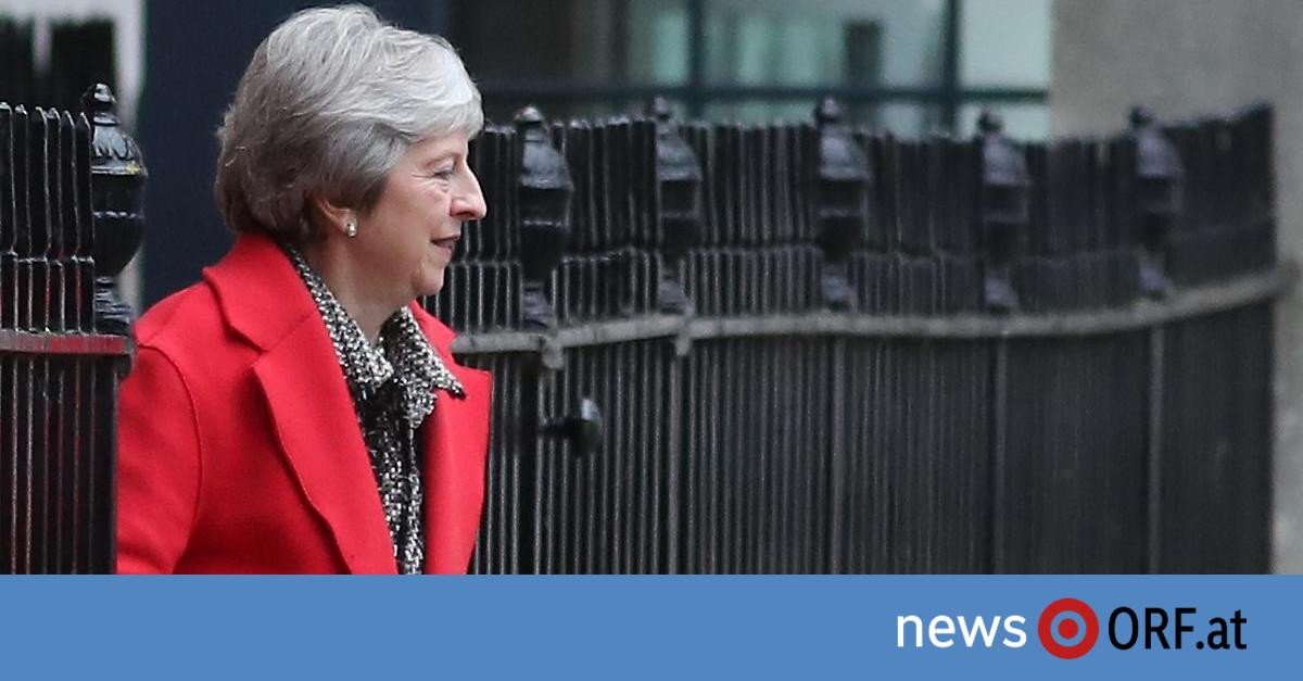 """""""Brexit""""-Deal: May warnt vor Führungswechsel"""