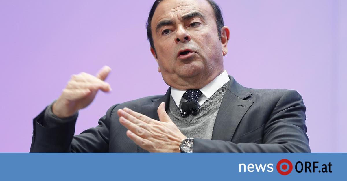 Finanzbetrug: Renault-Chef in Japan festgenommen