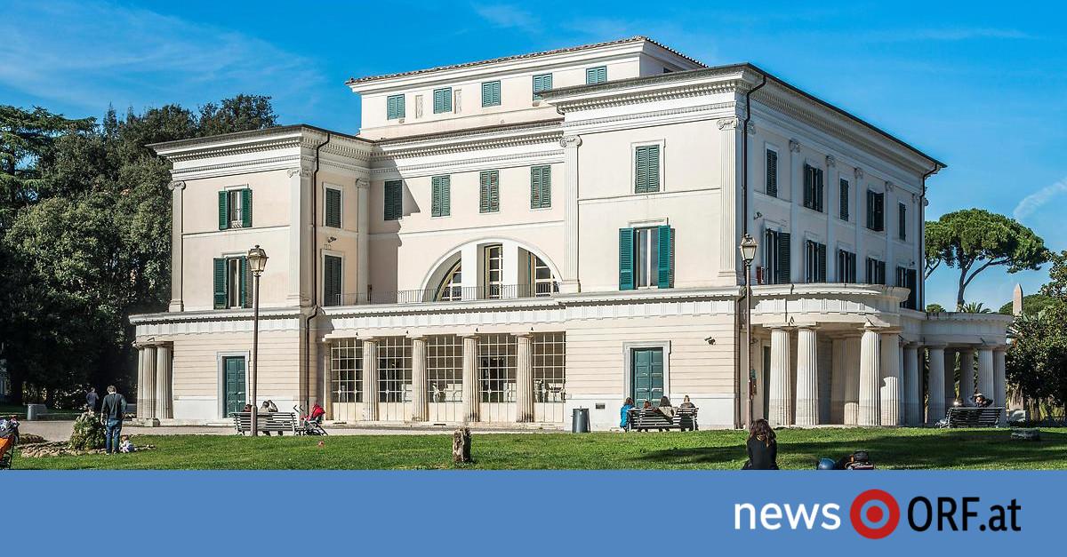 Erbstreit in Rom: Mussolini-Villa und Kunst beschlagnahmt