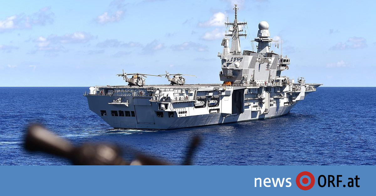 Streit über Gerettete: EU-Mission im Mittelmeer droht das Aus