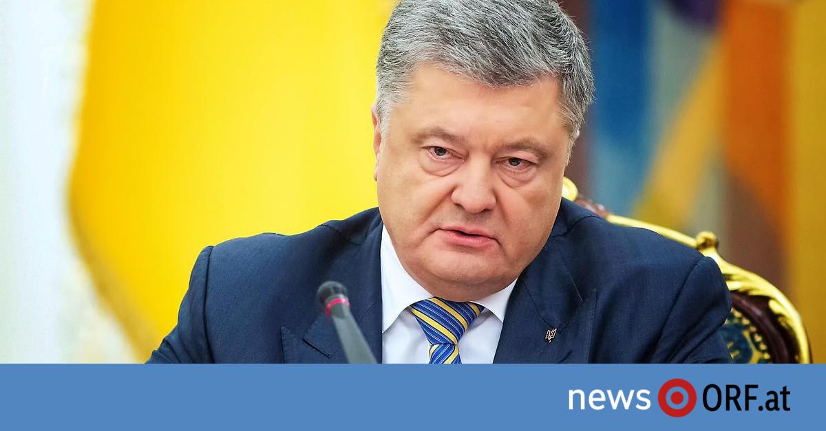 Konflikt mit Moskau: Poroschenko ruft Kriegsrecht aus