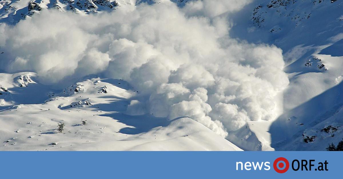 Österreich-Schweiz: Wissen über Lawinen nun UNESCO-Erbe