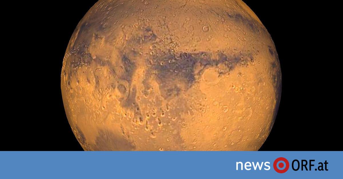 """Landung bestätigt!"": NASA-Roboter fühlt dem Mars auf den Zahn"