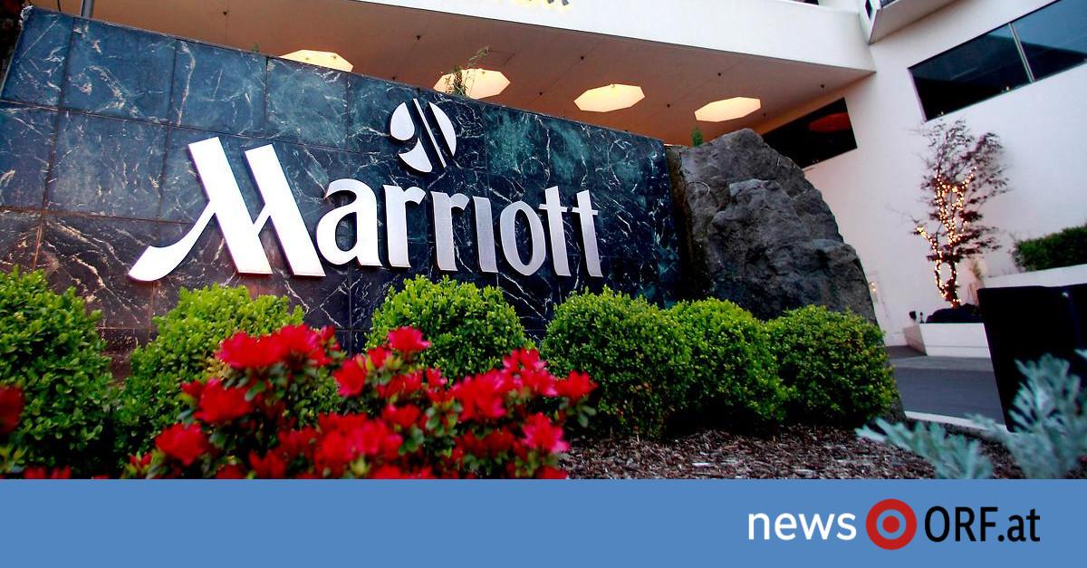 500 Mio. Hotelgäste betroffen: Marriott von Hackern attackiert