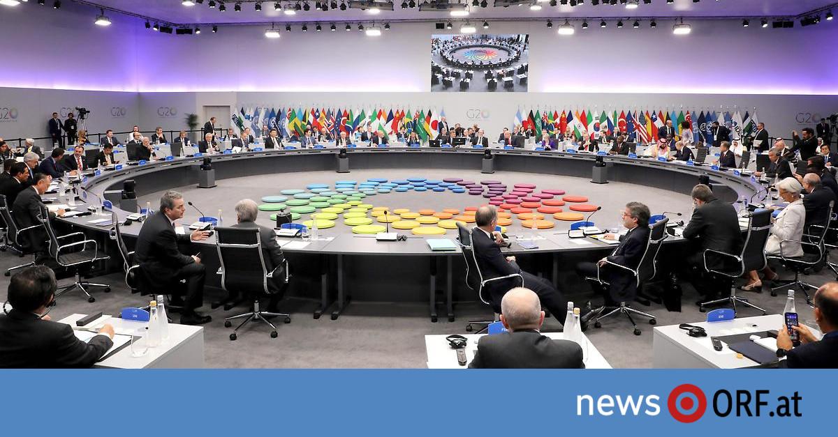 Buenos Aires: G-20-Gipfel begann mit Erdbeben
