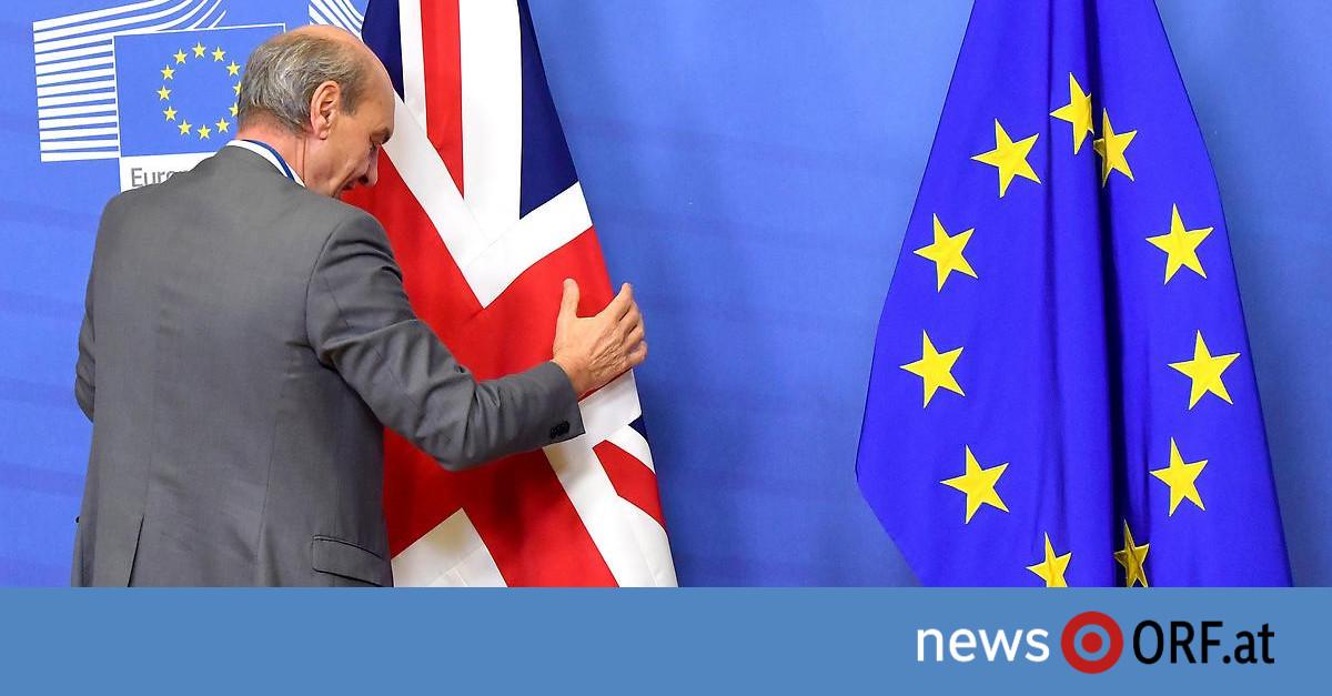 """Sondergipfel in Brüssel: EU nimmt """"Brexit""""-Abkommen an"""