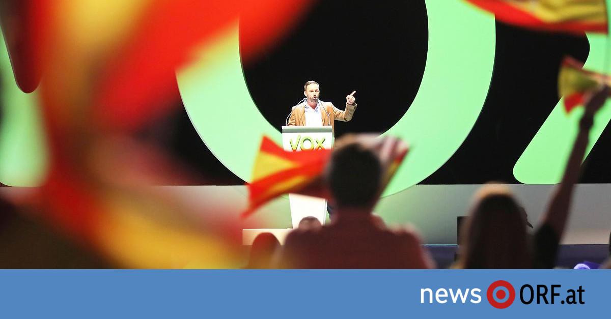 Andalusien-Wahl: Erfolg für Rechtsaußen, Fiasko für Sozialisten