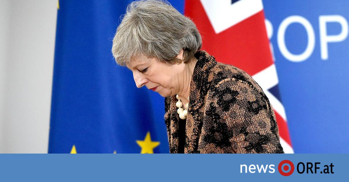 """""""Brexit""""-Sackgasse: May misslingt Durchbruch in Brüssel"""