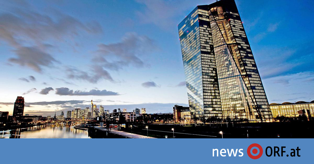 Aus für Anleihekäufe: EZB verabschiedet sich von Krisenmodus
