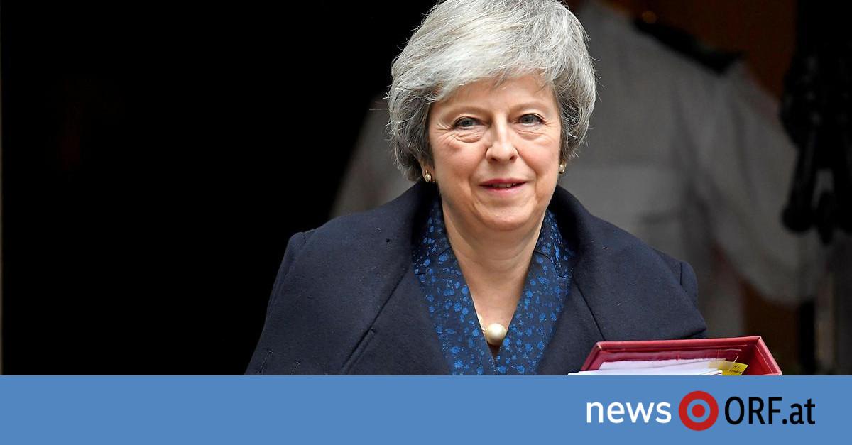 """""""Brexit""""-Zitterpartie: May übersteht Misstrauensvotum"""