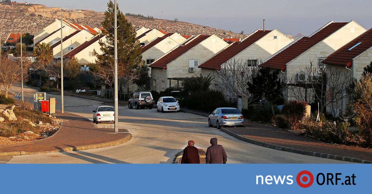 Nach Angriff im Westjordanland: Netanjahu will neue Siedlerwohnungen
