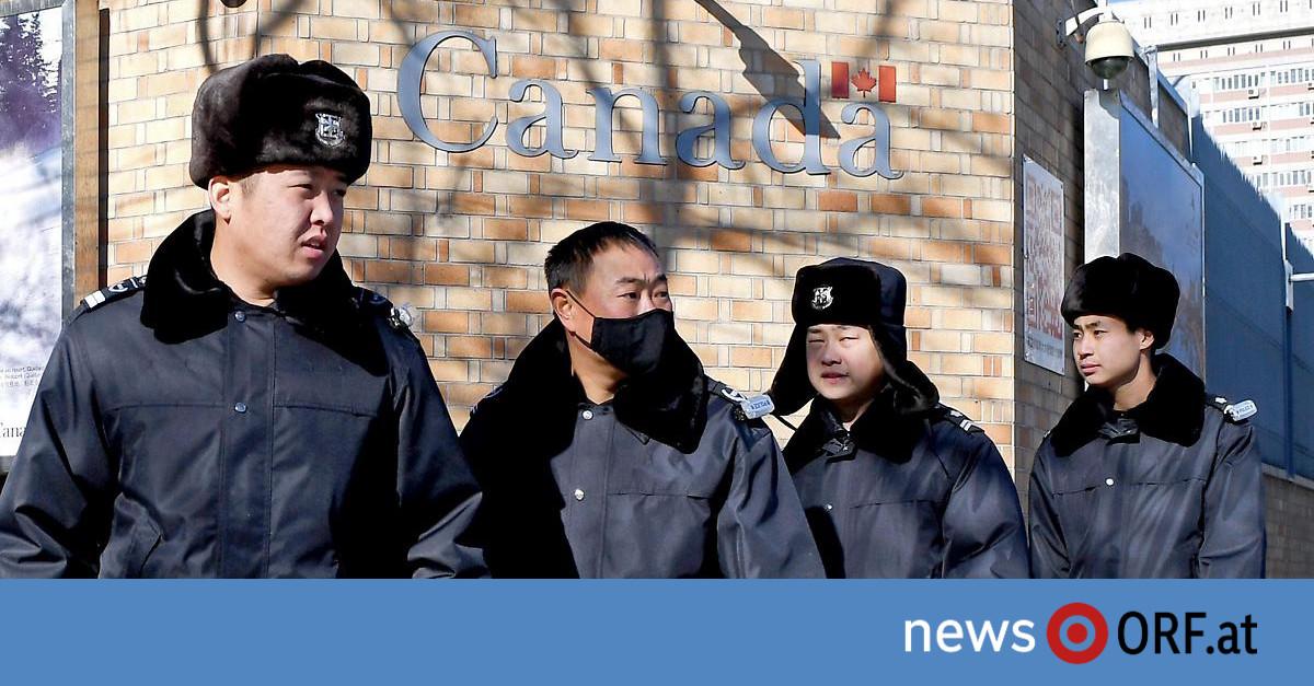 China – Kanada: Zweite Verhaftung bringt neuen Zündstoff