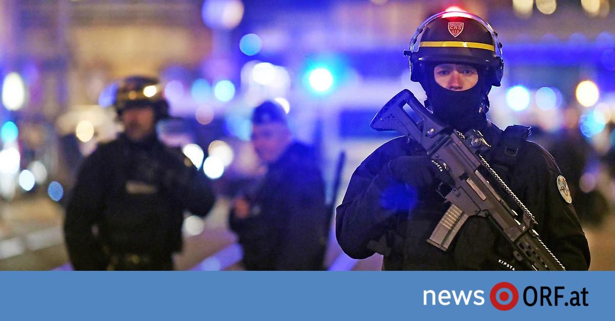 Straßburg: Mutmaßlicher Attentäter von Polizei getötet