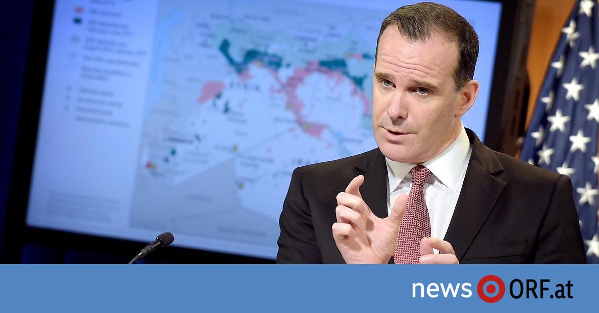 Syrien-Abzug: Weiterer US-Offizieller wirft das Handtuch