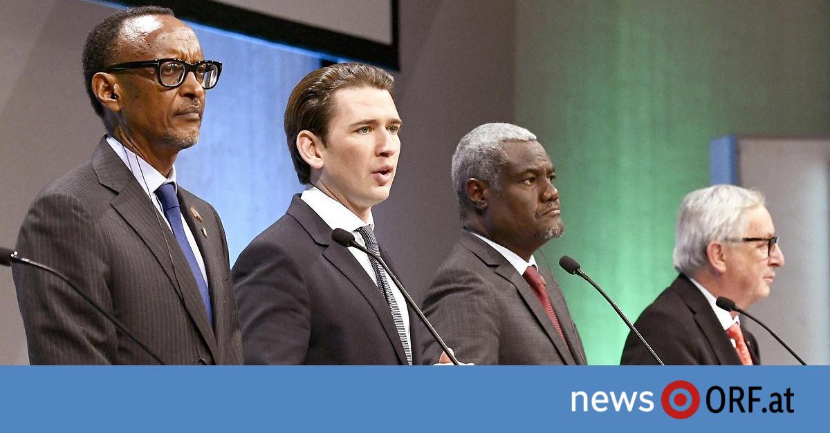 "EU-Afrika-Forum: Afrika ist ""kein Spielplatz"""