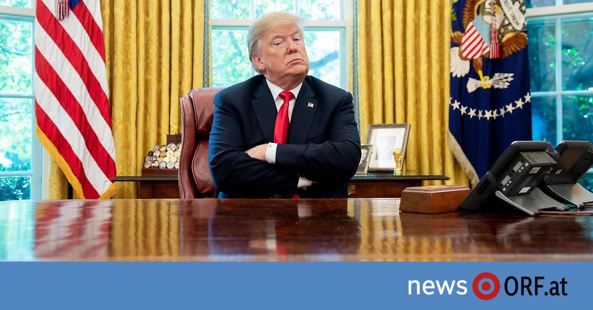 """""""Schrecklicher Fehler"""": Partei kritisiert Trump für Syrien-Abzug"""