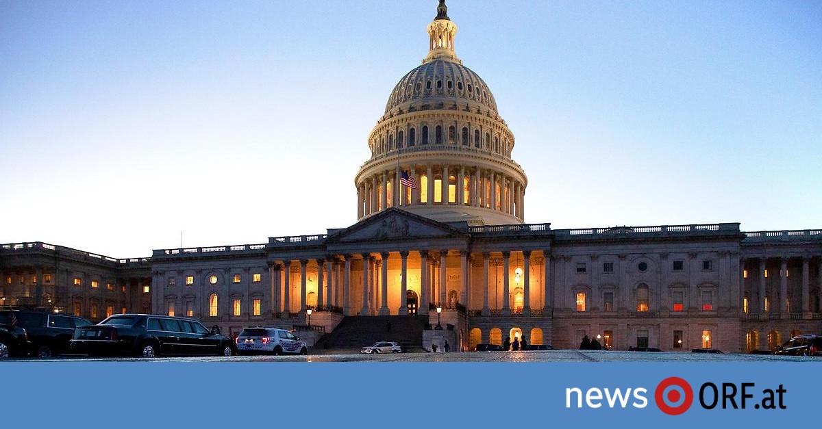 """US-Behörden: """"Shutdown"""" wegen Streits über Mauer"""