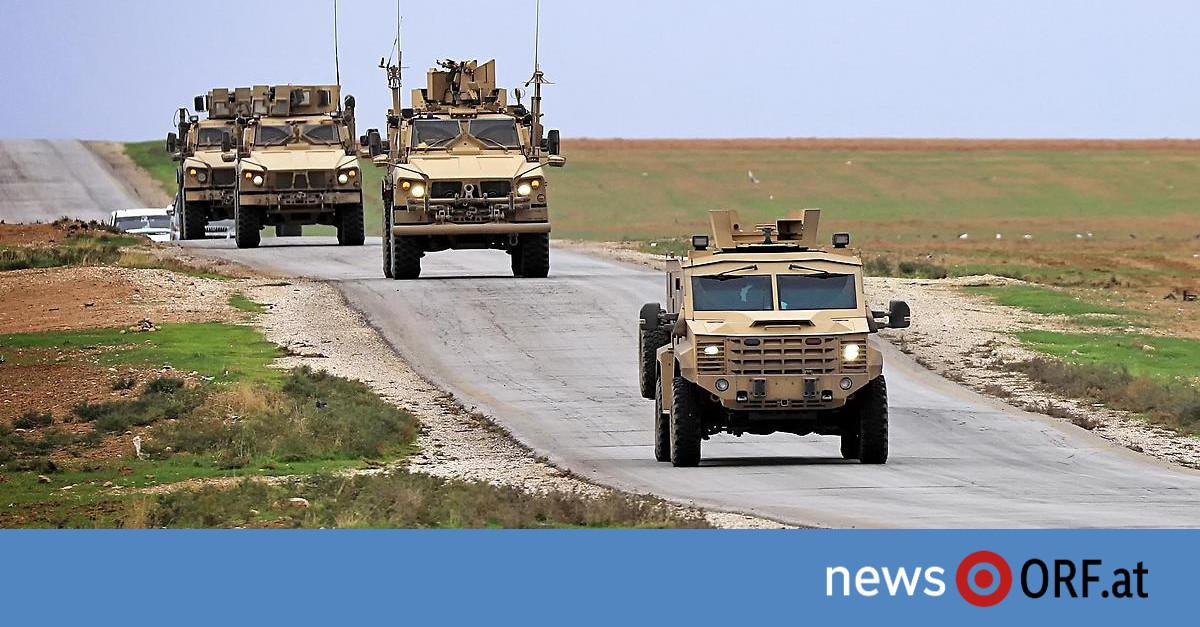 Trump sieht IS besiegt: USA beginnen Abzug aus Syrien