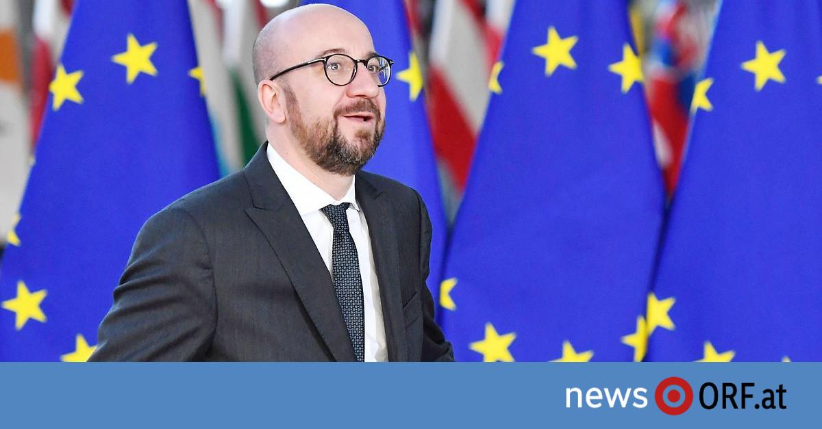 Regierungskrise: Belgischer Premier Michel vor Rücktritt
