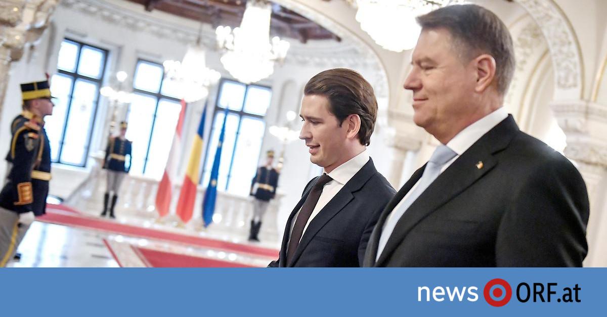 Staffelübergabe: Rumänien mit EU-Vorsitz in kritischen Zeiten