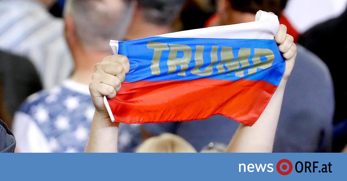 Trump-Wahl: Neue Details zu Russlands Einflussnahme