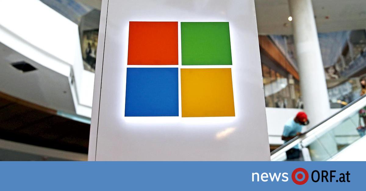 Wertvollste Unternehmen: Microsoft verdrängt Apple von Spitze